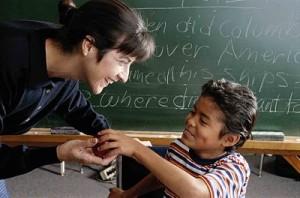 teacher-child